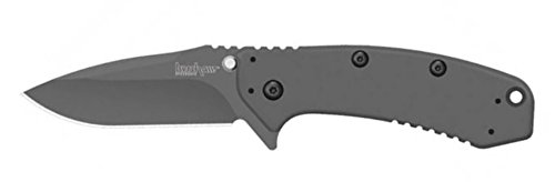 New Kershaw Cryo II SpeedSafe Pocket Knife + Includes a Free Zombie Hunter Survival Knife