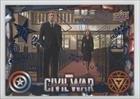Captain America: Civil War (Trading Card) 2016 Upper Deck Captain America: Civil War - [Base] - Blue Foil #31 by...