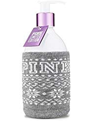 Victoria Secret Pink Sleigh What Vanilla Infusion and Praline Body Lotion 12 ounce 355 ml New Holiday 2016 ()