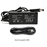 (SKstyle 65W Ac Power Cord Charger Laptop Adapter for HP Compaq Presario CQ60 CQ61 CQ62 CQ40 CQ45 CQ50 CQ56 CQ56-115DX CQ60 CQ60-210US CQ60-211DX CQ60-215DX CQ60Z CQ61 CQ61-100 CQ61-200 CQ70)
