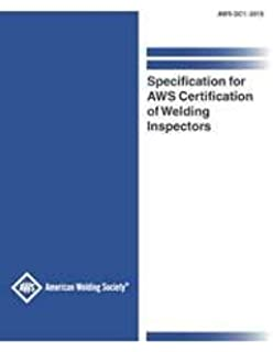 aws certification manual for welding inspectors