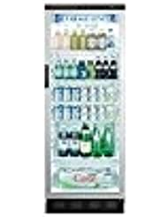 Summit SCR1300CSS Beverage Refrigeration, Glass/Stainless-Steel