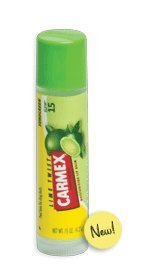 Carmex LIME TWIST Stick Spf #15 : 0.15 OZ (Pack of 12) 0.15 Ounce Twist