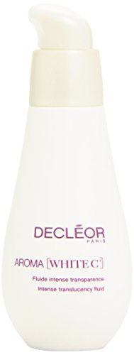 Decleor Aroma White C+ Intense Translucency Fluid for Unisex, 1.69 Ounce