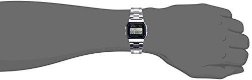 Casio Men's  A158WA-1DF Digital Watch