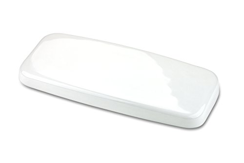 Toto TCU864CRE#01 Tank Lid with E-Max Sticker for CST863 and CST864 E-MaxToilet, Cotton -