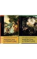 The Norton Anthology American Literature Seventh Edition Volume B (The Norton Anthology American Literature)