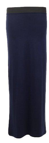 Fast Fashion - Falda - para mujer azul marino