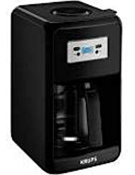 KRUPS Savoy 12-Cup Programmable Coffee Maker EC3110