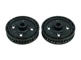 (3Racing #SAK-65J Replacement Gear Differential Pulley Gear 39 & 40T For #SAK-65 for 3Racing All )