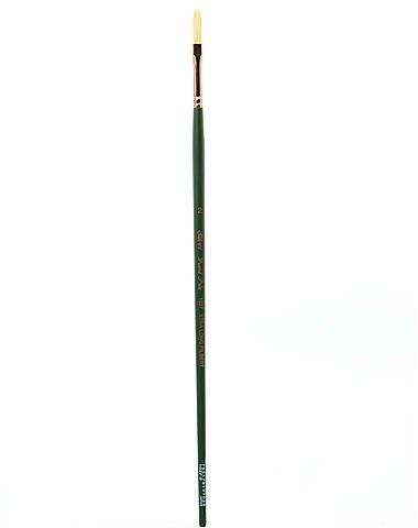 Silver Brush Grand Prix Series 1003 Filbert Hog Bristle Brush (Size: 2) - Filbert Extra-Long (Series Number: 1027) 1 pcs sku# 1830256MA