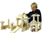 Beka Wooden Blocks – Standard Set, Baby & Kids Zone