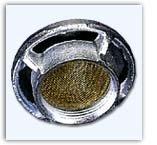 Oil Equipment Mfg 4024 Oil Tank Mushroom Vent Cap