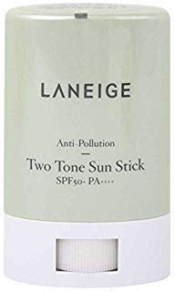 Amore Pacific Laneige Anti Pollution Two Tone Sun Stick SPF50+PA++++ -
