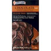 Sweet 'N Low Chocolate Frosting Mix