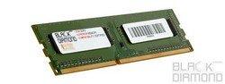 4GB RAM Memory for ASRock Motherboards H77M-ITX 240pin PC3-8500 DDR3 DIMM 1066MHz Black Diamond Memory Module Upgrade