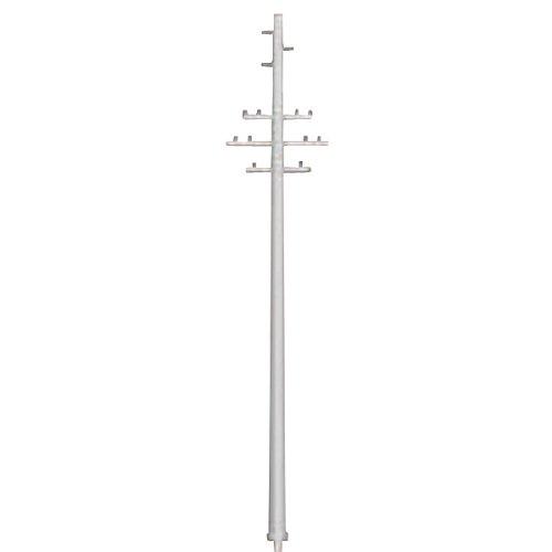 - JTT Scenery Products Light/Utility Poles: Utility Pole (1/48 Scale)