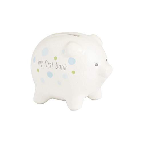 Enesco My First Piggy Bank Blue