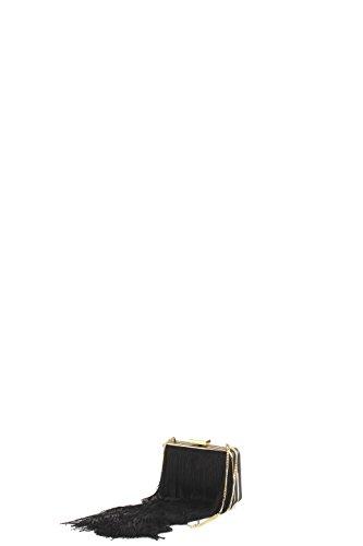 Pochette Accessori Olga Berg Tu Nero Ob7152.blk Autunno Inverno 2016/17 Precio Bajo Para La Venta Descuento 2018 BRxKal