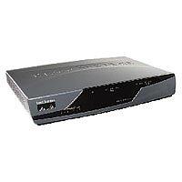 Cisco CISCO877-K9 877 ADSL over POTS Router Router (Cisco Adsl Router)