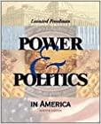 Book Power and Politics in America