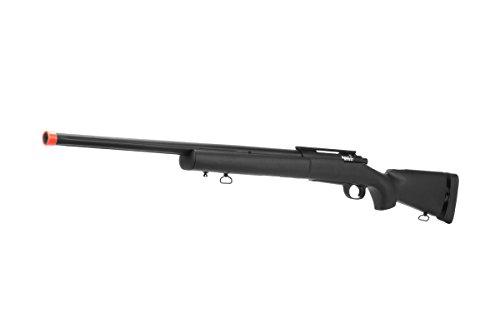 Lancer Tactical Airsoft LT-28B M24 Bolt Action Sniper - Black ()