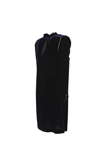 oro 1g13gd Mujer y4q2 Pinko Vestido Blu xXdqBtH