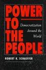 Power to the People, Robert K. Schaeffer, 081332338X