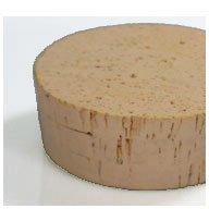 WIDGETCO Size 48 Jar Cork Stoppers, Standard