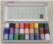 Janome Polyester Embroidery Thread Assortment 2 by Janome