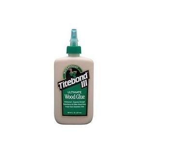 Iii Ultimate Wood Glue (Titebond Iii Ultimate Wood Glue, 8 Oz.)