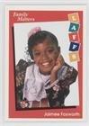 Jaimee Foxworth (Trading Card) 1991 Impel Laffs - [Base] #33