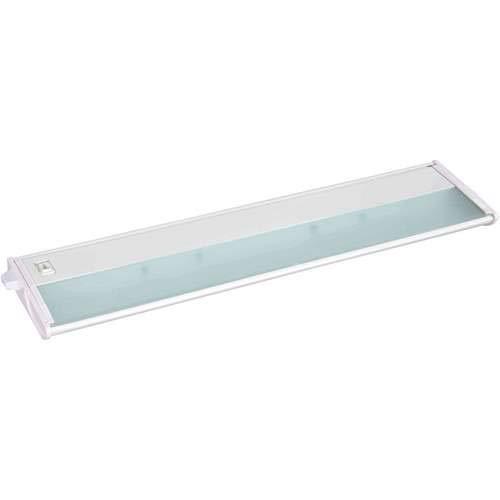 Maxim Lighting CounterMax White 3-Light Strip Light 87852WT ()