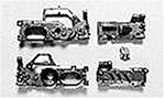 Tamiya 50792 A Parts Chassis ()