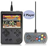 Best Kids Plug And Play Video Games - Augstar Retro Handheld Game Console, FC System Plus Review