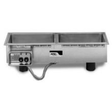 APW Wyott Top Mount Slimline Insulated Drop In Hot Food Well - 3 Wall without Drain, 67.451 x 15.055 x 65.823 inch -- 1 each.