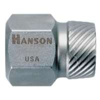 Hanson 52202 Screw Ext Multi Spline 5/32, for Tap Die Extrac