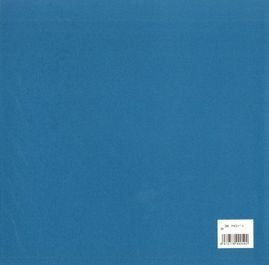 Origami Paper Single Color 15cm (5.9 In) No.38 Turquoise Blue (100 Sheets)