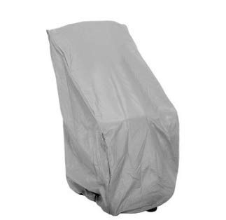 """23""""x20""""x39"""" Grey Polyester Fabric Universal Weatherproof Pressure Washer Cover \ Furniture Outdoor Outside Cover Protection Canopy Awning Cloth Shade Sun Patio Garden Table Chair"""