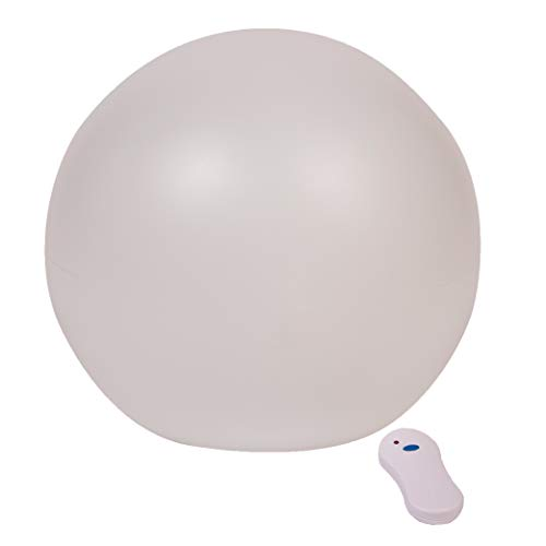 GAME 9015-BB GalaxyGLO Globe Backyard/Outdoor Light, 100% Solar-Powered, 10.75