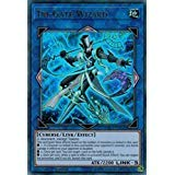 Yugioh 1st Ed Tri-Gate Wizard SDCL-EN042 Ultra Rare 1st Edition Cyberse Link Cards. ()