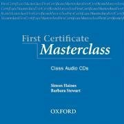 First Certificate Masterclass: Class Audio CDs pdf