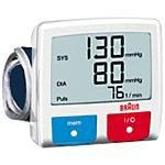 BRAUN BP2510 PrecisionSensor Wrist Blood Pressure Monitor