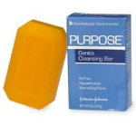 Purpose Gentle Cleansing Bar, 6-Ounce Bars (Pack of 6)