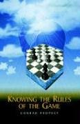 Knowing The Rules Of The Game PDF