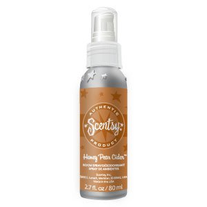 (Scentsy Room Spray (Honey Pear)