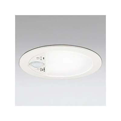 LEDダウンライト SB形 φ125 白熱灯60W形 非調光 換気扇連動型人感センサ付 本体色:オフホワイト形 5000K B07RYPMLCK