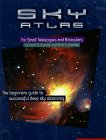 Sky Atlas for Small Telescopes and Binoculars, David S. Chandler and Billie E. Chandler, 0961320729