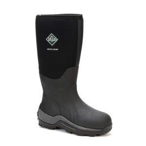 The Original MuckBoots Adult Arctic Sport Boot,Black,11 M US