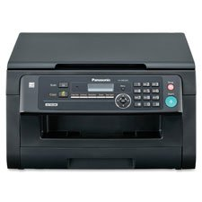 "Multifunction Laser Printer, 16-1/2""x17""x10"", Black"